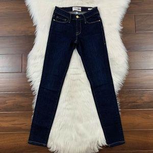 Frame Le Skinny De Jeanne Denim Jeans